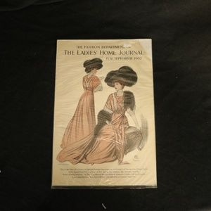Antique Ladies' Home Journal September 1907 Ad